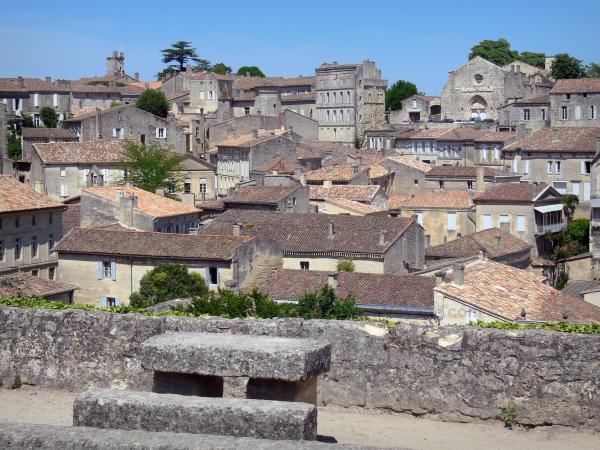 Saint-Émilion - Guide tourisme, vacances & week-end en Gironde