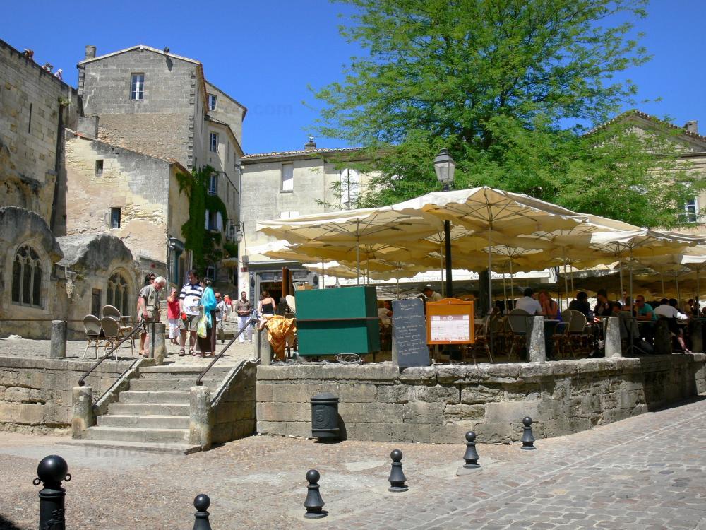 Restaurant St Emilion Domaine Viticole