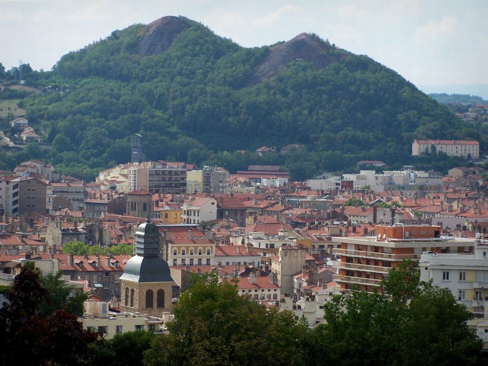Photos saint tienne guide tourisme vacances - Piscine saint etienne de saint geoirs ...