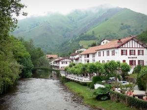 Restaurant St Etienne Baigorry