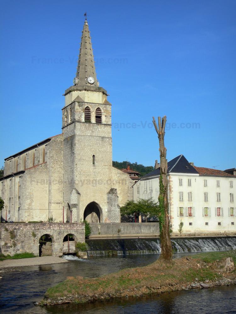 Photos saint girons guide tourisme vacances for La rotonde saint girons