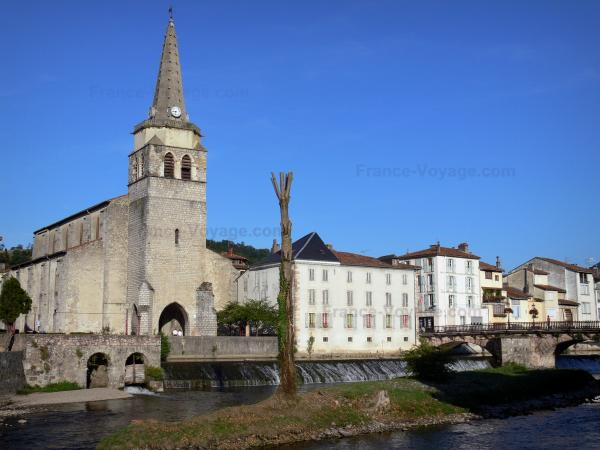 Saint-Girons - Tourism, holidays & weekends guide in the Ariège