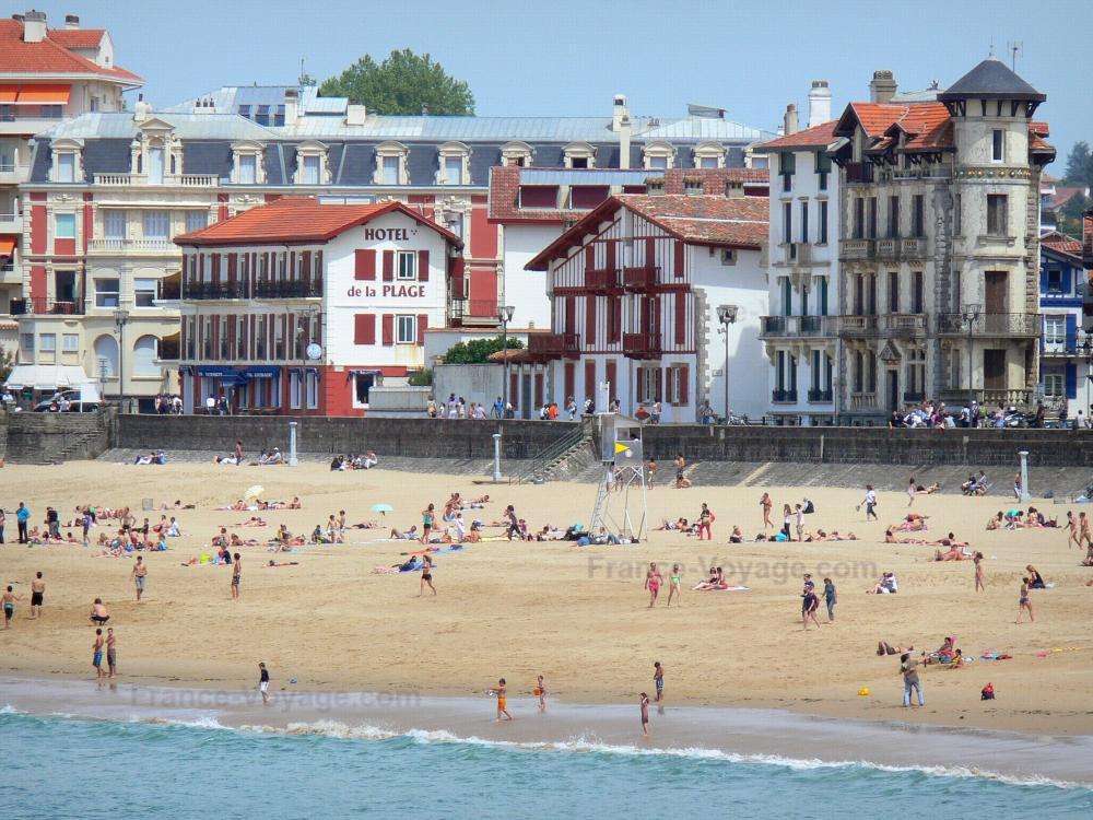 Photos Saint Jean De Luz Guide Tourisme Amp Vacances