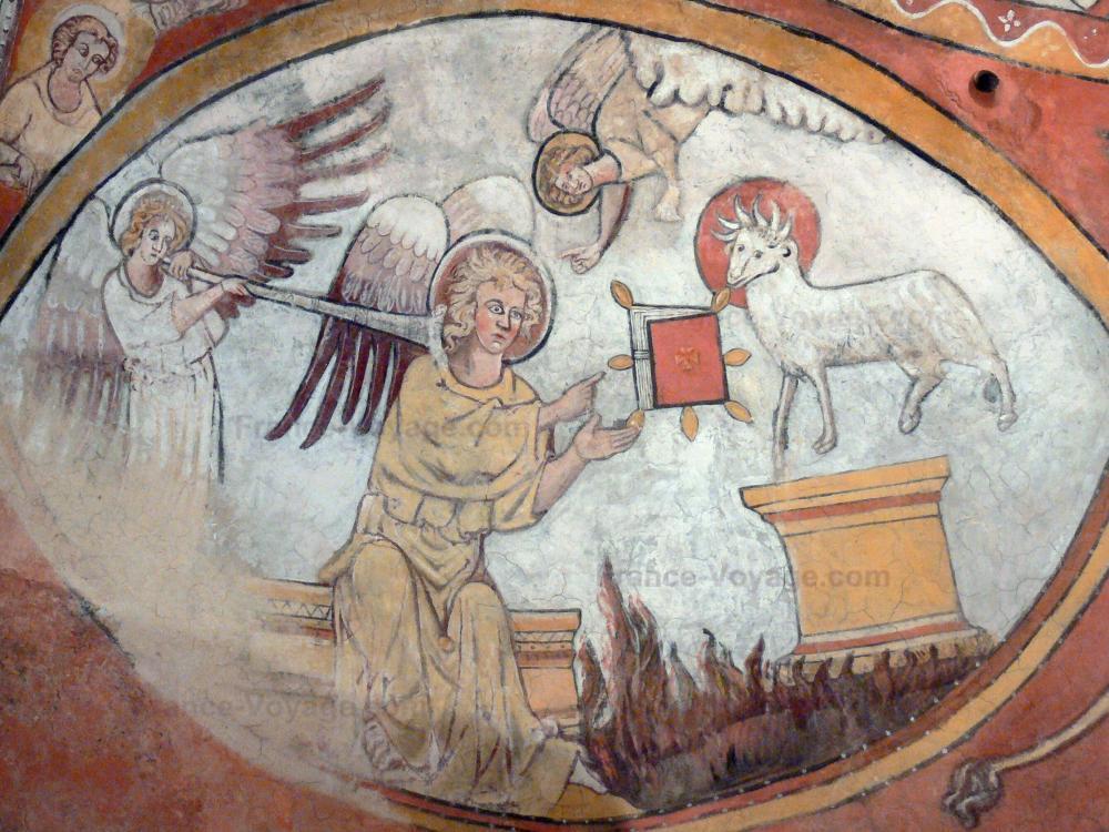 Photos saint macaire 31 images de qualit en haute for Peintures murales