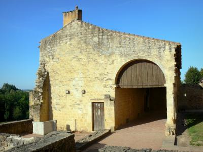 Saint macaire f hrer tourismus urlaub for Apart hotel arcachon