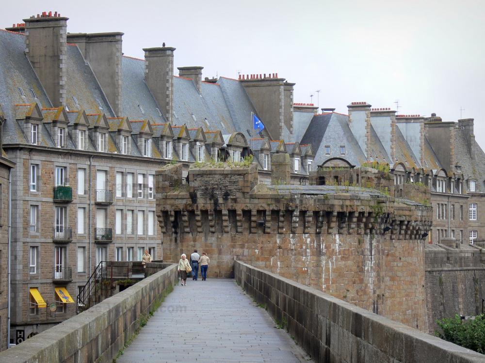 Vielle Ville De Saint Malo