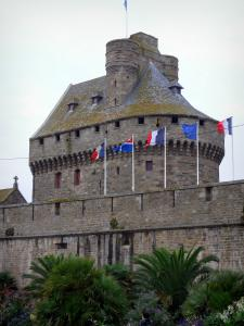 Saint-Malo - Big keep of the castle