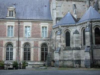 Saint-Michel abbey