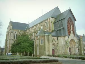 Saint-Nazaire - Church of the city