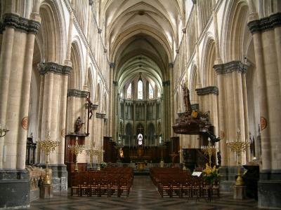 Saint omer en zijn kathedraal gids toerisme recreatie - Verblijf kathedraal ...