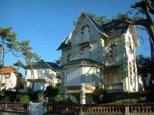 Charming Saint Palais Sur Mer   Villas (maisons) De La Station Balnéaire