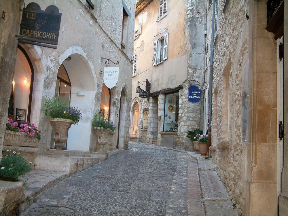 Photos saint paul de vence guide tourisme vacances - Office de tourisme de saint paul de vence ...