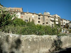 Saint-Paul-de-Vence - The old village and its gardens