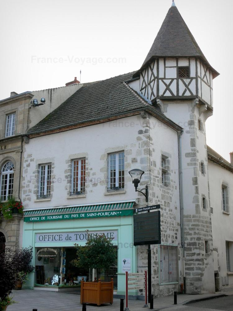 Photos saint pour ain sur sioule 11 images de qualit en haute d finition - Office de tourisme st pourcain sur sioule ...