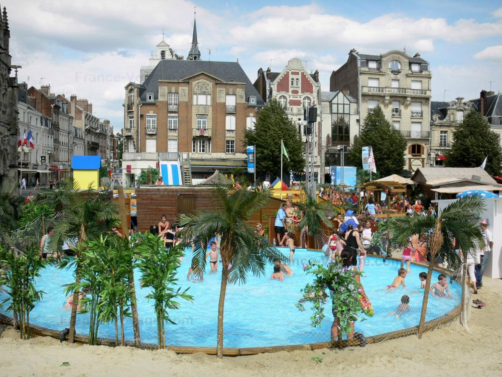 Photos saint quentin guide tourisme vacances for Piscine saint quentin