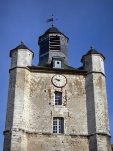 Saint-Riquier - Bell tower