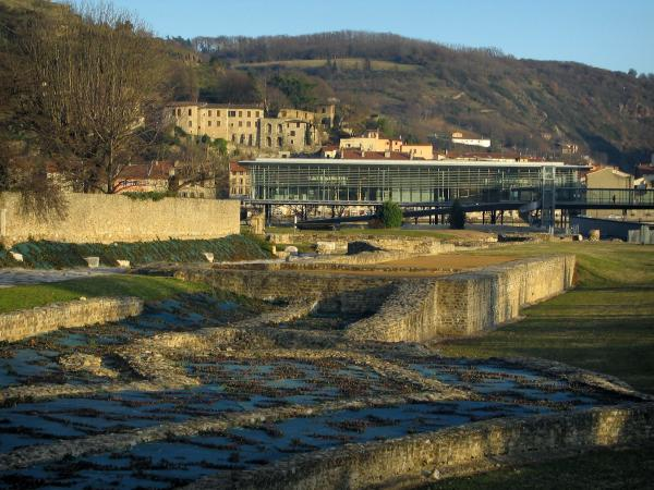 Saint-Romain-en-Gal archaeological site - Tourism, holidays & weekends guide in the Rhône