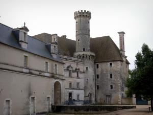 Saint-Savin abbey - Monastic buildings