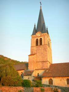 Saint-Sorlin-en-Bugey - Bell tower of the Sainte-Marie-Madeleine church