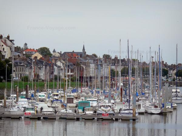 Saint-Valery-sur-Somme - Tourism, holidays & weekends guide in the Somme