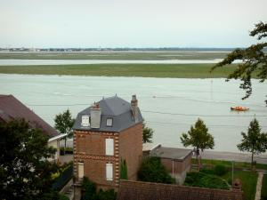 Saint-Valery-sur-Somme - Villas with view of the Bay of Somme