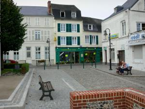 Saint-Valery-sur-Somme - Houses of the city