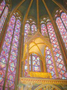 The Sainte-Chapelle Holy Chapel - Tourism & Holiday Guide