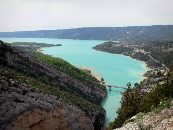 Sainte Croix Lake   Tourism, Holidays U0026 Weekends Guide In Provence Alps