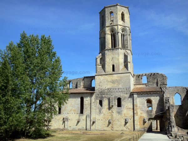 La Sauve-Majeure Abbey - Tourism, holidays & weekends guide in the Gironde