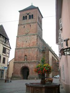 Saverne - Notre-Dame church