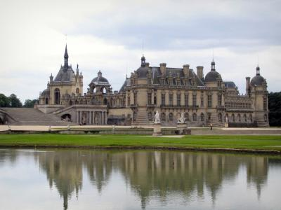 Schloß von Chantilly