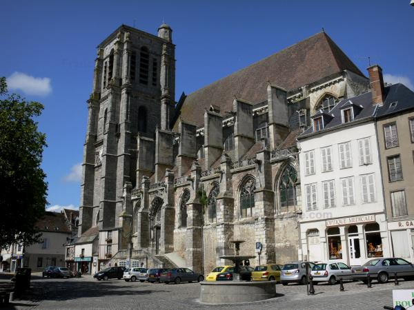 Sézanne - Tourism, holidays & weekends guide in the Marne