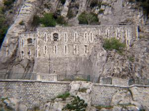 Sisteron - Rock of the citadel