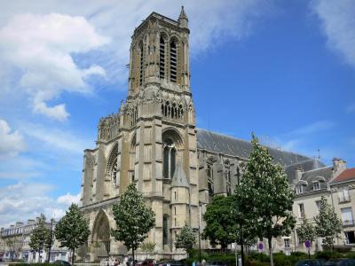 Soissons guide tourisme vacances for Piscine soissons