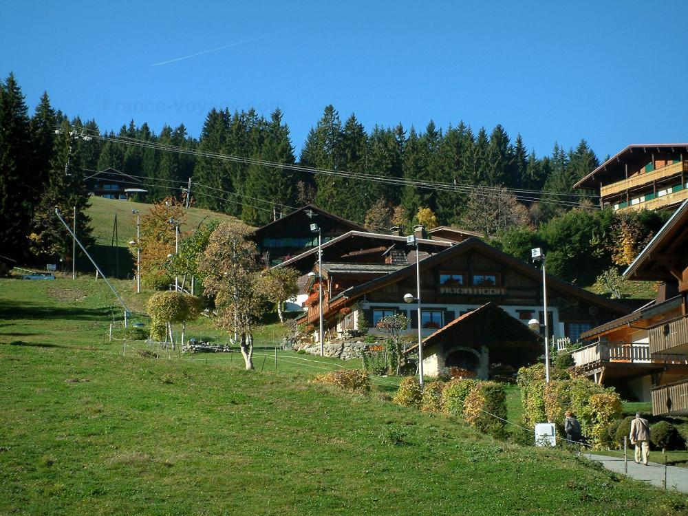 Bilder die sommer und wintersportorte der haute savoie for Haute kuki und die markise