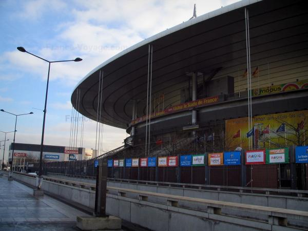 Le Stade de France - Guide tourisme, vacances & week-end en Seine-Saint-Denis