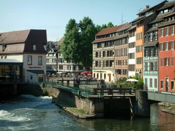 Strasbourg - Tourism, holidays & weekends guide in the Bas-Rhin