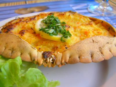 Stuffed Crab Gastronomy Amp Holidays Guide