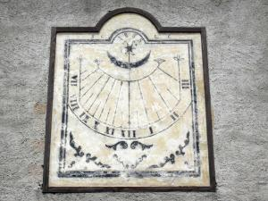 Sundials - Sundial of Névache