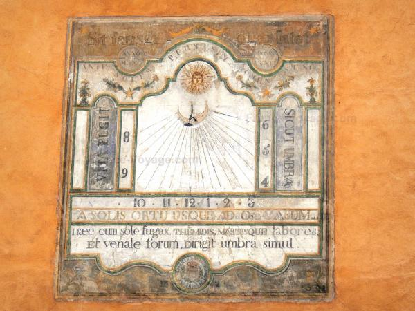 Sundials of the Hautes-Alpes - Tourism, holidays & weekends guide in the Hautes-Alpes