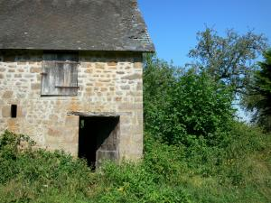 Swiss Normandy (Suisse Normande) - Stone Barn