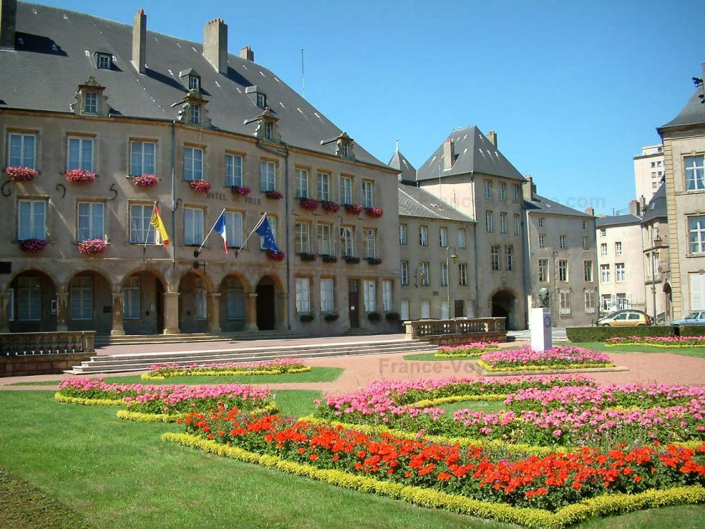 Hotels Thionville France