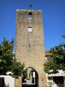 Tillac - Rabastens tower