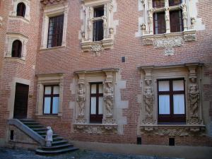 Toulouse - Vieux-Raisin mansion (Béringuier-Maynier mansion)