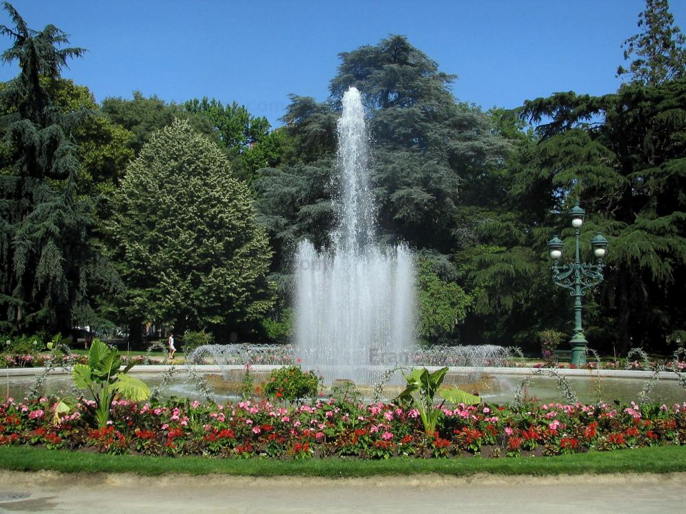 Photos toulouse guide tourisme vacances for Jardin grand rond toulouse