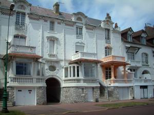 Le Touquet-Paris-Plage - Mansions del resort