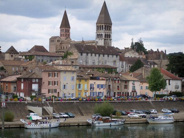 Tournus - Tourism, holidays & weekends guide in the Saône-et-Loire