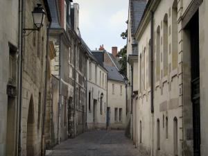 Tours - Houses of the Saint-Martin district