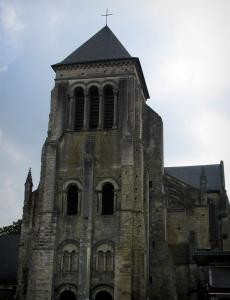Tours - Saint-Julien church (former abbey church)