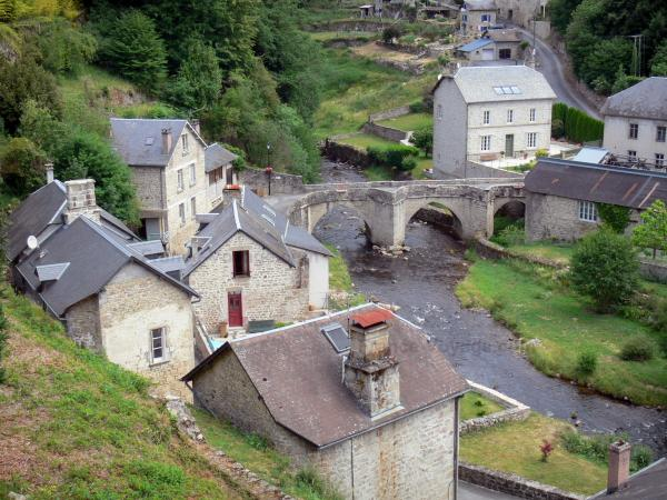 Treignac - Tourism, holidays & weekends guide in the Corrèze